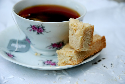 Classic Shortbread and Earl Grey