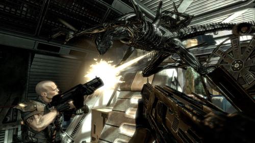 Aliens Vs Predator E3 2009