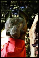 Kitsune (Vctor Bautista) Tags: ruta kyoto inari camino cementerio japone torii japon sendero japoneses ofrendas fushimi puertas dioses sintoismo