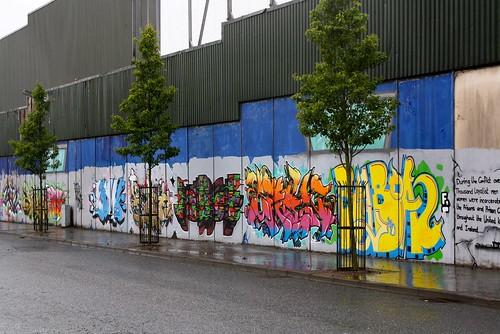 Belfast Grafitti
