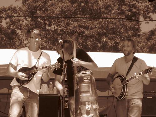 Split Lip Rayfield - Wakarusa 2009