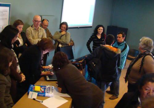 XI Reunión RedPop, Montevideo, Uruguay