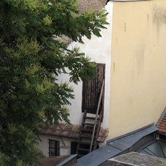 An Inviting Door - Szentendre