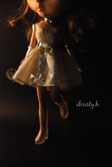 dancing it the moon light ~ ♪