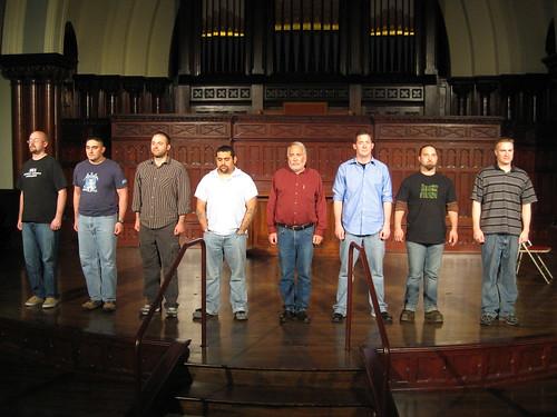 Cast of Telling Portland