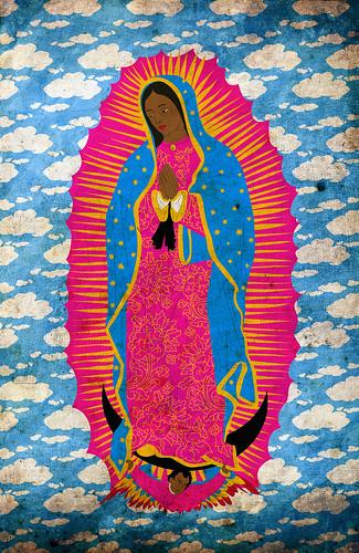 Homenaje a Guadalupe  [ Virgencita 2.0 ]