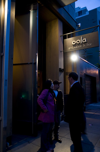 Oola Restaurant & Bar, San Francisco