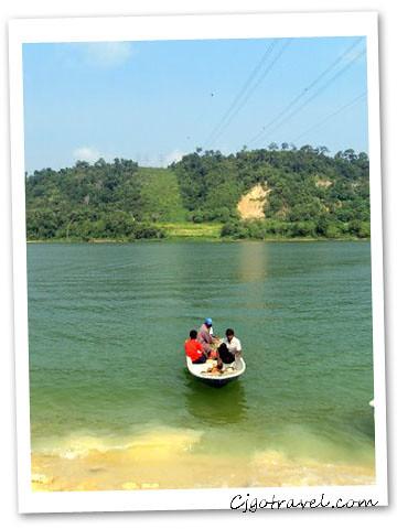Temenggor Lake Perak