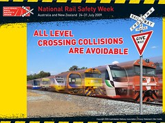 Australasian Railway Association: National Rail Safety Week