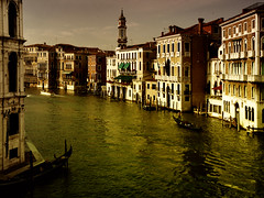 From Venice with love (DanielaNobili) Tags: venice sea italy water venezia danielanobili