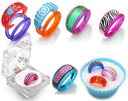 cute-interchangeable-plastic-rings