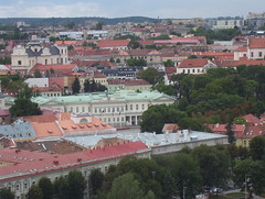 View of Vilnius from the Castle Tower 5