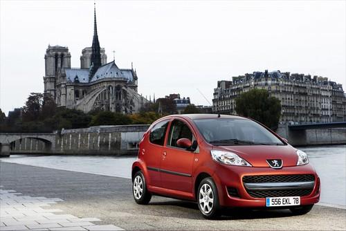 Peugeot 107 2009 1