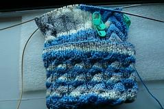 Rhiannon Sock 2 (Back)