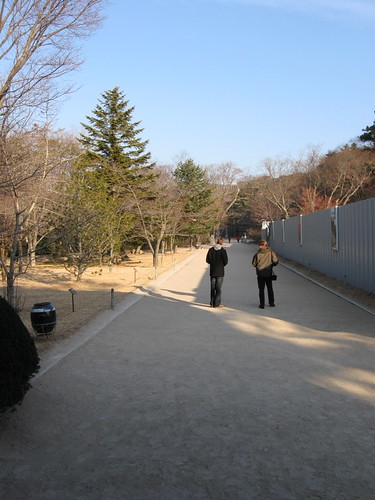 Entrance to Bulguksa