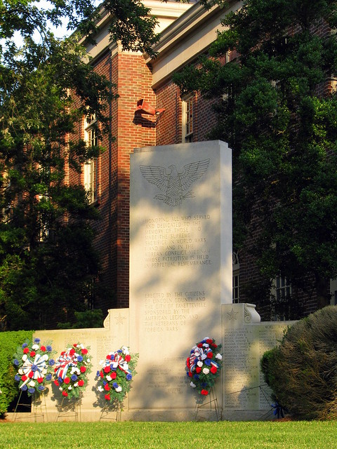 Lincoln County War Memorial