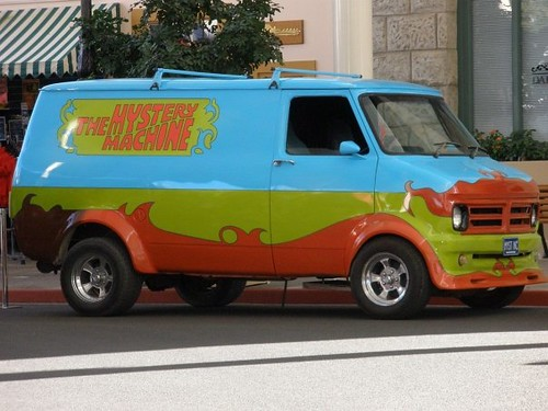 Machine, Scooby Doo Gang