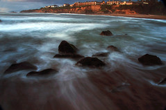 Coastal (Gigapic) Tags: sunset beach water oregon nikon long exposure waves d90