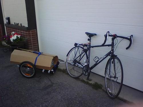 bike+trailer