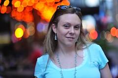 HAPPY ACCIDENTAL BOKEH WEDNESDAY (RUSSIANTEXAN) Tags: smile interestingness nikon downtown texas dof bokeh dusk 14 houston 85mm explore nikkor mainst russiantexan explored hbw d700 anvarkhodzhaev svetanphotography exploredmay192010153