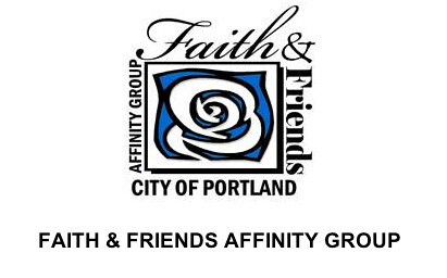 City of Portland Fatih & Friends Affinity Group
