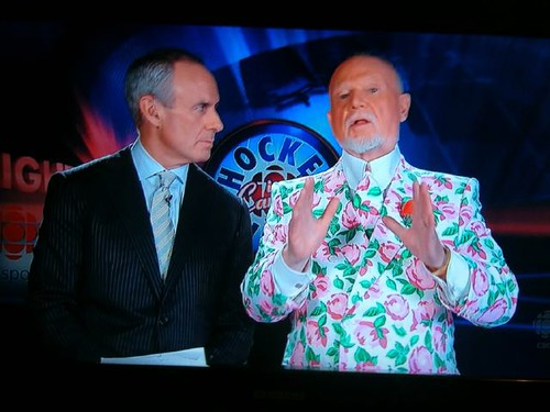 Don Cherry wearing my old bedroom wallpaper
