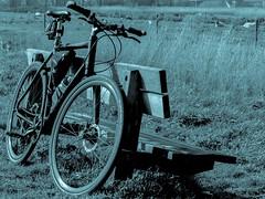 (McQuaide Photography) Tags: urban holland haarlem netherlands bike bicycle canon europe nederland powershot hybrid cannondale badboy fiets g15 mcquaidephotography