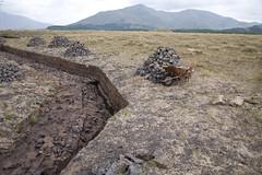 peat harvest-8771 (hkoons) Tags: ireland peat republicofireland mayocounty