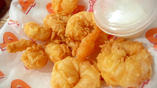 Southern Fried Prawn