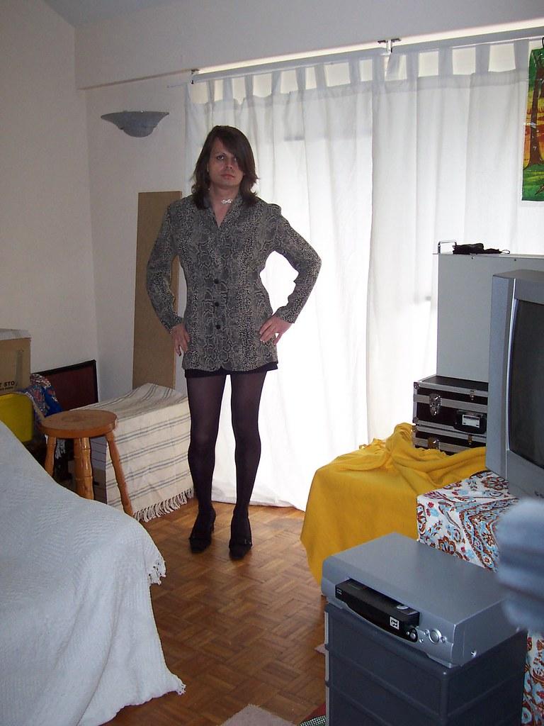 200506 Suzy suited up (SuzyBlack) Tags: uk manchester suzy transgender  transvestite crossdresser transsexual