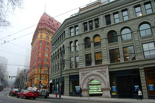 Dominion Building and Flack Block