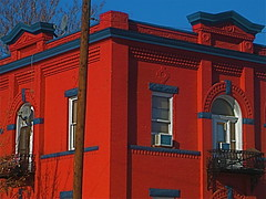 Red ITALIANATE and CLASSICAL styled dwelling on California Street (MidiMacMan) Tags: desktop blue houses homes red wallpaper sky house building brick tower skyline architecture modern clouds skyscraper buildings downtown skyscrapers antique victorian cityscapes denver nostalgia trinity villa download metropolitan lombard denvercolorado residences tuscan colorred italianate downtowndenver denverrealestate midimacman stegeman fauxtography milehighcity denverskyline architecturalstyles 20thcenturyarchitecture americanartist denverarchitecture doorsopendenver denvercoloradousa johnathanjstegeman top20red italianatestyle midimacroman flatroofed top20redwinner onelincolnpark 21stcenturyarchitecture democraticnationalconvention2008 johnathanjosephstegeman johnathanstegeman modernarchitecturalstyles hostcityofthe2008democraticnationalconvention setcolorred denvercondos denvercityscapes doorsopendenvertour 2009doorsopendenvertour