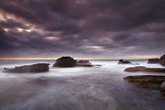 North Bungan Mist (Tim Donnelly (TimboDon)) Tags: ocean sea sunrise australia nsw bungan overtheexcellence