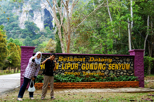 Welcome to Gunung Senyum (#2)