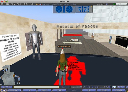 WCRS - SecondLife