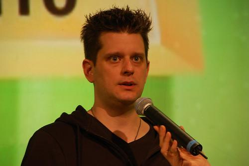 Stora Bloggpriset - Marcus Birro