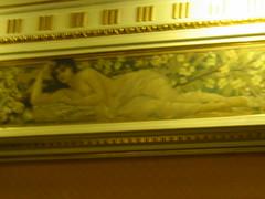 Gustave Klimt in de niet toegankelijke cinemazaal
