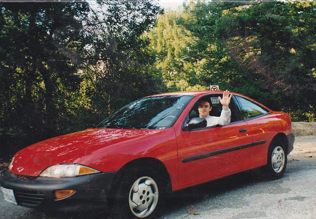 california usa chevrolet chevy 1997 cavalier kalifornia ameryka stany wybrze?e zachodnie kfryd zjednoczone