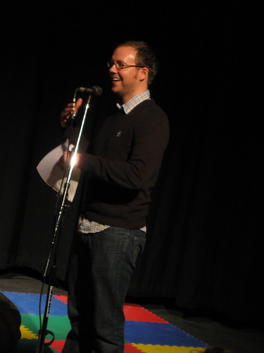Jonathan Messinger @ Encyclopedia Show Feb. 4 2009