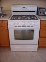 New stove!!