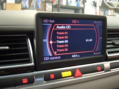Audi S8 2007 (Precision Auto Stereo) Tags: audi 2007 s8