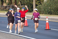 Melbourne Half Marathon (by namwodahs)