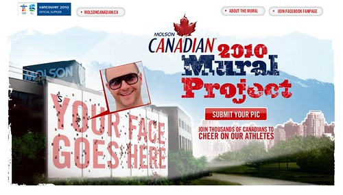 Molson Canadian 2010 Mural Project