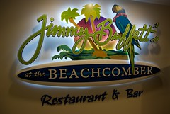 Jimmy Buffett's Beachcomber