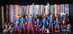 The Superman Shelf