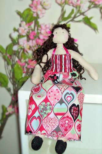 Love, A doll for my little girl