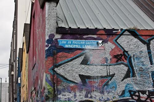 Dublin Street Art - Windmill Lane