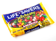 Lifesavers Jelly Beans Package