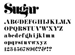 Sugar (daylight444) Tags: typography fonts typeface