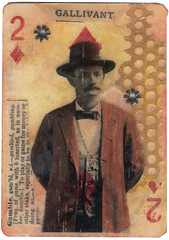 Two of Diamonds: Gallivanting Gambler